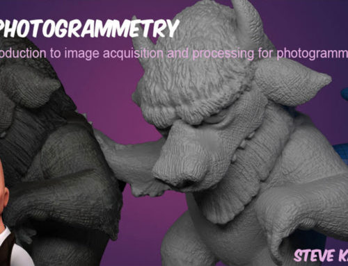 Steve Kahwati teaches photogrammetry at Belgrade's School of Computing