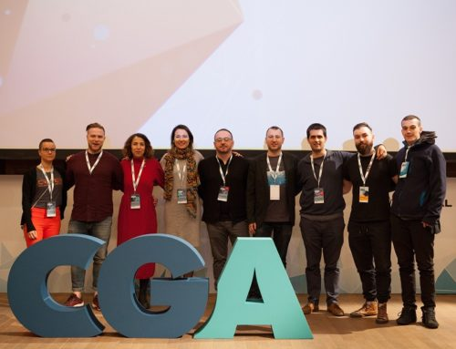 Become a CGA 2019 volunteer!