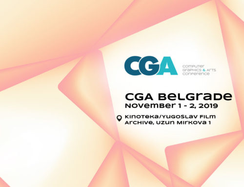 Another round of CGA Belgrade coming right up!